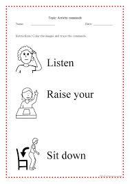 Worksheet For Kg Class: Kindergarten curriculum on worksheets ...