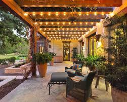 wood pergola outdoor walkway patio