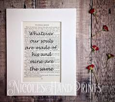best emily bronte ideas wuthering heights  wuthering heights emily bronte quote whatever our souls are