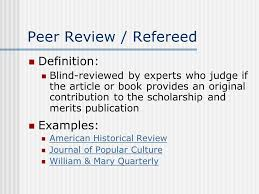 Scrutinizing science  Peer review LaTeX Templates