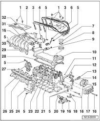 vwvortex com torque specs on the thermostat housing engine disassembling and assembling
