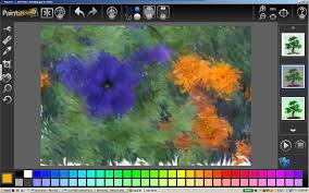 turn photos into hand painted art with corel paint it