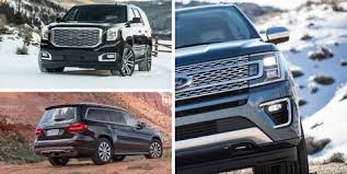 Suv Comparison Chart 2018 10 Best Full Size Suvs Of 2019 Every Large Suv Ranked