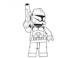 Small Picture Star Wars Clone Wars Coloring Pages Barriee
