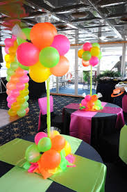 Decoration Stuff For Party 17 Best Ideas About Neon Party Decorations On Pinterest Glow