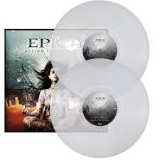 <b>EPICA</b> | <b>Design your universe</b> CLEAR VINYL - Nuclear Blast