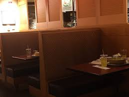 photo of panera bread holland mi united states every table was dirty