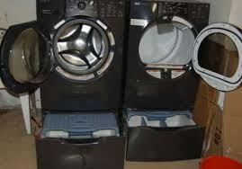 kenmore elite washer pedestal. Perfect Washer Kenmore Elite HE3HE4 Washer U0026 Dryer Set And Pedestal F