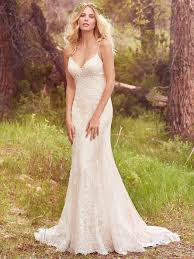 Contemporary Maggie Sottero Wedding Dress Romantic Fit And