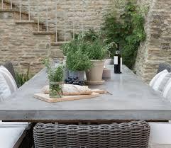 neptune hudson concrete table