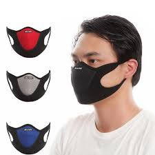 Face Mask Design Magideal Masks Clothing Shoes Accessories Half Face Mask