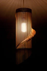 aesthetic wood lamp shade plans