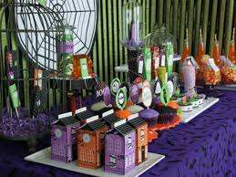 ... a haunted house...but I do know you will find loads of great Halloween  party ideas at Wants and Wishes! Stop by for this Halloween Glam Collection  and ...