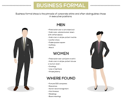 Business Casual Vs Business Formal