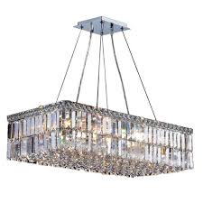 worldwide lighting cascade collection 16 light polished chrome crystal chandelier