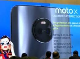 moto x4. motorola moto x (2017) has been in the rumor mills for months now. we have come across several hands-on images and renders of smartphone giving us a x4 t