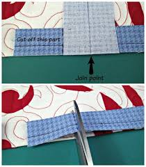 how to join quilt binding | Quilting | Pinterest | Quilt binding & how to join quilt binding Adamdwight.com