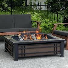 firepit coffee table steel wood burning fire pit table fire pit coffee table combo uk firepit