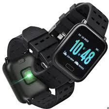 <b>Gocomma A6</b> Sports Smart Watch for Android / iOS - Black Single ...