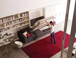 3 Brilliant Ideas Of Modern Comfortable Folding Wall Beds Custom