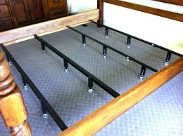 Slatted Bed Frame King Slat Bed Frame King Large Size Of Metal ...