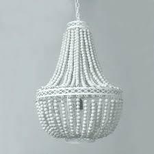 white wood bead chandelier white wood bead chandelier vintage retro white wooden bead pendant lights loft
