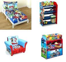 for toddler bed paw patrol bed set full paw