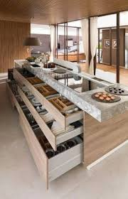 modern home interior design kitchen. Awesome Functional Contemporary Kitchen Designs - Decoholic By Www. Home Decor Modern Interior Design B