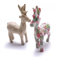 Decopatch Paper Mache Reindeer