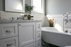 bathroom remodel gray. Top White And Gray Tile Bathroom Vanity Marble Countertop Green Walls Subway Tiles Remodel