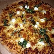 feta cheese pizza dominos.  Feta Foto De Dominou0027s  Dublin Irlanda Feta Tomatoes Spinach  Luke Intended Feta Cheese Pizza Dominos