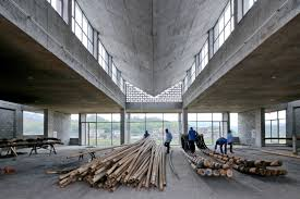 office building design ideas amazing manufactory. Wuyishan Bamboo Raft Factory / TAO - Trace Architecture Office Building Design Ideas Amazing Manufactory A