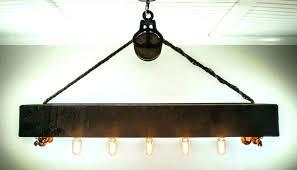 outstanding barn wood chandelier picture design