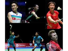 Olympic players can smash the birdie from speeds of 150 mph to more than 200 mph, making it the fastest racket sport in the world. Tokyo Olympics Top Five International Badminton Players To Watch Tokyo Olympics News Times Of India