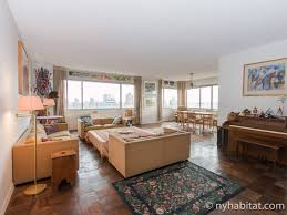 Living Room And Bedroom New York Roommate Room For Rent In Upper East Side 2 Bedroom