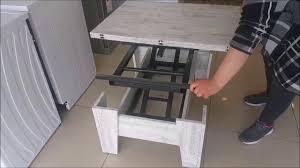 (magic coffee <b>table</b>) <b>журнальный столик трансформер</b> - YouTube