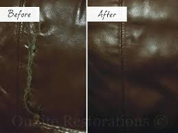 patch leather chair reconditioning leather furniture how to patch