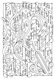 Music Coloring Pages For When I Have A Sub Music Lesson Ideas