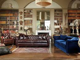 your guide to choosing a leather sofa