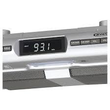 bose under cabinet radio. jensen® under cabinet universal bluetooth music system - silver (smps-628 ) bose radio
