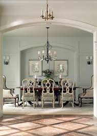 Great Paint Color And Decor In Traditional French Dining Room. French