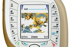 Nokia 7600 puts new spin on 3G phone design