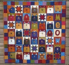 Cat Quilt Patterns
