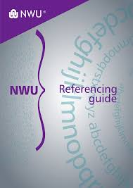 Nwu Quoting Sources