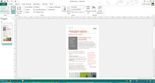 011 Ms Office Publisher Newsletter Templates Template Ideas