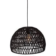 Een Sfeervolle Hanglamp Gemaakt Van Draden