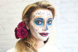 and there you have it a sparkling sugar skull that s equal parts y and sweet