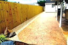 concrete slab patio. Patio Furniture Layout Tool What To Do With A Concrete Slab