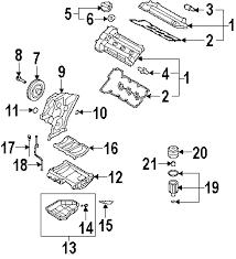 parts com® hyundai sonata engine parts oem parts 2006 hyundai sonata gls v6 3 3 liter gas engine parts