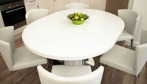 round gloss large harveys set glass table sets ex bianca grey tables white dining chairs extendable